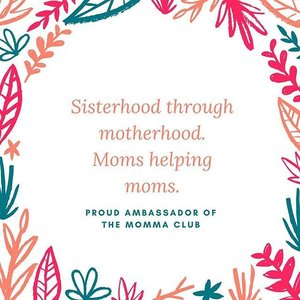 "Honored to be a #themommaclubambassador!  Let's be sisters in the bed of roses and thorns of motherhood😉  Share us your journey and We'll give you ""Me-Time""💅 Thanks Mommy Jay and Mommy Louise ❤  Follow them in FB and IG @themommaclub  #themommaclub #mommyblogger #clozette"