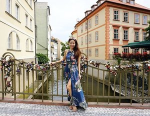 Been wanting to wear out this @TresLoveChic dress for ages!  #travel #travels #travelgram #ootd #ootdsg #clozette #europe #holiday #prague #treslovechic
