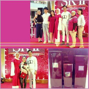 At SKII Valentine's Day Event, celebrating the month of love.The lovely newlyweds @nazimothman and @belladally were among guests of honour where they shared some of their skincare regimen. Head over to SKII Mid Valley Atrium for a complimentary skin consultation using SKII Magic Ring and discover your skin's age from 7th~14th February 2017. I've found out my skin's age is few years younger than my actual age, not too shabby eh. 😅 Thanks again @nazimothman for picking me as your winner and SKII for this #goodiebag and light #refreshment! I will keep using my fav SKII Treatment Essence in my skincare regimen for a crystal clear and radiant skin! 😘 #skii #changedestiny #080217 #wackywednesday #midvalley #valentines #skincareproducts #beautyproducts #skincare #instaphoto #instapic #igers #blogger #beautyblogger #lifestyleblogger #malaysianblogger #influencer #starclozetter #clozette