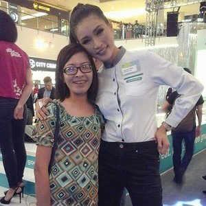 One with the most humble and hottest 'Watsons Manager' in town at recent Watsons Brand Refresh Fashion Show. I'm always look like a midget when standing next to her. Great seeing you as always @amberchia. ❤ #watsonsrewards #220417  #latergram #fabulousthursday #watsonsmalaysia #lookgoodfeelgreat #fashionshow #beautyproducts #instaphoto #instapic #igers #blogger #lifestyleblogger #malaysianblogger #influencer #starclozetter #clozette
