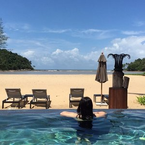 Amazing hospitality, great view,  great room & awesome service! #anantaralayan #phuket #thailand #tebishatravel #beach #clozette #travel