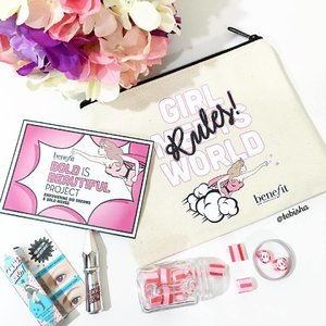 @benefitcosmeticssg BOLD IS BEAUTIFUL Project is back! 💖For the month of May, get your brow wax done at any SG Benefit BrowBars 100% of Benefit proceeds from Brow Wax goes to charities #Aidha empowering women & #Girls2Pioneers girls! Book your appointment at #BenefitSG BrowBars now and show our girls power 💪🏻 #browbar #benefit #boldisbeautiful #browwax #beauty #skincare #benefitcosmetics #clozette