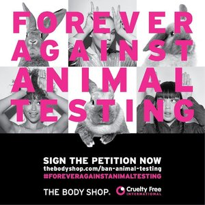This June, The Body Shop wishes to bring to your attention one of the most unfortunate aspect of the beauty industry that we hope to end today. 🆘Animal testing remains a problem around the world, with over 80% of countries still having no laws against testing in cosmetic products and ingredients. Despite the fact that reliable alternatives are available, millions of animals continue to suffer. Cruelty Free International estimates that more than 500,000 animals are used worldwide in cosmetics testing each year. ❗️The Body Shop and Cruelty Free International's new campaign Forever Against Animal Testing is calling for a ban on animal testing in cosmetic products and ingredients, everywhere and forever, through a United Nations International Convention. ✅Now join me and sign the Petition now ➡️ thebodyshop.com/ban-animal-testing #thebodyshop #thebodyshopsg #bananimaltesting #crueltyfree #beauty #skincare #clozette