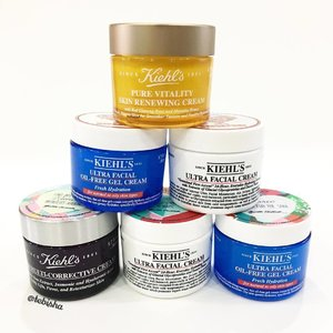 Have you tried the NEW Kiehl's Pure Vitality Skin Renewing Cream? The 99.6% naturally derived formula powered by New Zealand Manuka Honey & Korean Red Ginseng to smoothen skin & renew radiance for healthy skin! I'm pairing it with my favourite Kiehl's Ultra Facial Oil-free Gel Cream definitely helps me to achieve dewy and supple skin. Pure Vitality Skin Renewing Cream for Night 🌙 and Ultra Facial Oil-free Gel Cream for Day ☀️ ⭐Retail Price: $95/50ml Available at all @kiehlssg stores! #kiehls #kiehlssg #purevitality #beauty #skincare #moisturiser #ultrafacialoilfreegelcream #clozette