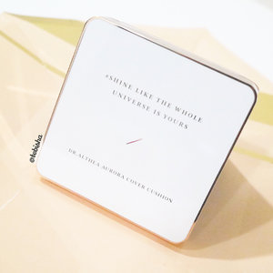 Hey it's July already! The new month I'm going to introduce this new #kbeauty cushion. 🔲Dr Althea Aurora Cover Cushion Tested and tried yesterday, wear it the whole day from 7am till 12am I would say it's amazing! I didn't touch up at all, long-lasting, great coverage and comfortable ✨ The coverage is awesome that I didn't put on concealer at all. For more info of Dr Althea products follow them on @dr.althea_official they do internationally shipping now. Check out their website http://www.doctoralthea.co.kr/ I will be featuring more #dralthea products on my IG so stay tune ya! 😉 Have a good weekend! 💕 #dralthea #draltheaauroracushion #auroracushion #bbcushion #koreanbeauty #makeup #beauty #clozette #cccushion