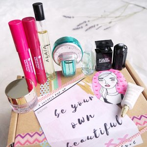 Haven't got the chance to show my #LUXASIA #BYOB selections! Here are my picks! @byobshop is a unique, first-of-its-kind pop-up beauty playground where you get to build your very own beauty box with an array of travel-friendly beauty products and personalize it with an assortment of fancy stamps and stickers! There's other services and flash sales to explore too! More on dayre day 79 (https://dayre.me/Qiyunz)  Thank you @wom_sgpr for the invite!  #clozette