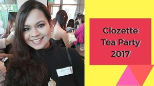 Dropped a new video, follow me around to Clozetters Tea Party 2017  Link is in the bio⬆  #singaporeyoutuber #beautycreator #contentcreator #youtuber #beautyblogger #indianyoutuber #beautyvlogger #singaporebeautyblog #clozette #theleiav #sgblogger #sgbloggers #mynewclozette #newvideo