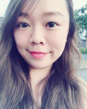 Fatty Face! Eyebrows: Yurica Eyebrow Tattoo stain Eyes: @cliosingapore Brush Eyeliner (Black) + enlarging contact lens Lips: @australiscosmetics in Osaka + NY Cee Hair: @artistryhairsg  Skin: Beauty Cam 😂 #clozette #makeup #selfie