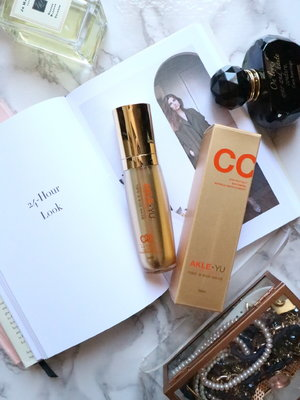 Just found the best CC cream for oily skin! Read more about it on www.makeupinmanila.com!