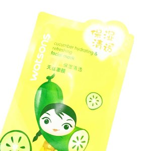 Mask of the night 🌻 P.S. Will not repurchase this variant because of the strong melon scent. I feel like ants are slowly walking towards the bed right now. Haha! Anyway, also noticed that the sheet at the top part has a rip 👎🏼 #skincare #sheetmasks #sheetfaced #koreanskincare #koreansheetmasks #beautyinkorea #beautyjunkie #southkoreanbeautyproducts #fotd #motd #igbloggerph #beauty #asianbeauty #kbeauty #facemask #beautyblogger #beautybloggers #bblog #koreanbeauty #korea #bblogger #bbloggers #bbloggersph #seoul #instabeauty #productreview #clozette