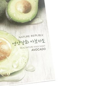 Last Tuesday night's mask: @naturerepublicph Real Nature Mask Sheet in Avocado 💖 👍🏼 Smells so good (I want a perfume version please! 👍🏼 Comfortable to wear 👍🏼 Sheet is thick 👍🏼 Essence is just enough and is milky in appearance 👍🏼 Chic packaging #thesheetsubject #skincare #sheetmasks #sheetfaced #koreanskincare #skincarediary #skincareroutine #skincareaddict #skincarejunkie #igbloggerph #koreanbeauty #asianbeauty #kbeauty #mua #beautyblogger #beautybloggers #bblog #kpop #korea #bblogger #bbloggers #bbloggersph #seoul #rasianbeauty #productreview #clozette