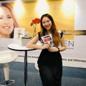 Technology in beauty is always evolving. Happy to learn about Ultheraphy treatment offered by @ReneeClinic yesterday at Health, Fitness and Beauty Expo at Mid Valley Exhibition Centre.  It doesn't have down time, non invasive, and you only need a session every year. Stay tuned to www.tallpiscesgirl.com for more info 😁 #ultheraphy #reneeclinic #clozette #skincare #beautyblogger #beauty #beautyblogging • • • #entrepreneurlifestyle #startup #success #ambition #startuplife #businessowners #hustle #entrepreneurship #biz #business #businessowner #businesswoman #marketing #businesspassion #motivation #entrepreneur  #influencer #motivated #successquotes #businessman #antiaging #stayyoung #pretty