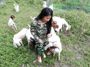 Me jadi temporary #shepherd at #LadangManja. Okay these sheeps memang manja tau.  #sheeps #syafierayamincom #influencer #blogger #iger #igermalaysia #BeautyBlogger  #Malaysianblogger #lifestyleblogger #lovetheraphy #art #artist #youtuber #clozette  #influencer #like4like #comment4comment #mommyblogger #ClozetteBloggerBabes  #ShopMyEnvicase