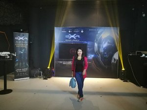 May the  EXA be with you. Im here for the lauch.. cannot wait lah nak main benda alah ni.. kroh kroh kroh.. #ExaOutPost #ExaMediaLaunch #SetiaWalkOutpost #syafierayamincom #blogger #iger #igermalaysia #BeautyBlogger  #Malaysianblogger #lifestyleblogger #lovetheraphy #art #artist #youtuber #clozette  #influencer #like4like #comment4comment #mommyblogger #ClozetteBloggerBabes  #shopmyenvicase #influencer #envicase #youcanbeanything