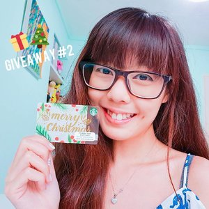[GIVEAWAY DAY #2] For Day 2 of mitsueki's COUNTDOWN TO CHRISTMAS Giveaway, I'm giving away a $15 Starbucks gift card!  How to Win? 1. Follow me @mitsueki on Instagram! 2. Leave a comment and tag 2 friends! Hashtag #mitsuekiXMASgiveaway (Optional) Subscribe to my mailing list (bit.ly/mitsuekimail) and YouTube channel (mitsueki) for additional chances!  The giveaway will be running on BOTH my Instagram and Facebook pages (fb.com/mitsuekiblog) so join both to win!  This is a daily giveaway from 23 Dec - 25 Dec 2016 as we countdown to Christmas, so check back everyday! All entries will close on 27 Dec 16, 1159PM!  More details on the prizes + a video is up on the blog: http://bit.ly/mitsuekigiveaway! 🎄🎁 #clozette #sggiveaway #giveawaysg #christmasgiveaway