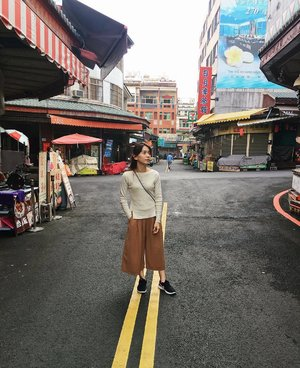 #ootd #ootdtw #clozette #taizhong #taiwan #march #riyuetan