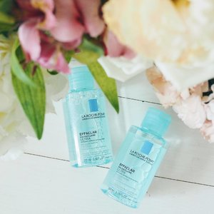 Always happy to be well stocked at the micellar water department as it is my go-to-choice as my final cleansing step around my eyes before the toner step (makeup remover - facial wash - micellar water). @LRPsg Micellar Water Ultra is so gentle, it is suitable even for sensitive skin; all while hydrating and soothing redness! x . #clozette