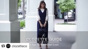 Thank you so much @clozetteco for this feature 😘 Read more via the link in my bio💕🙌🏼 #Repost @clozetteco with @repostapp ・・・ In conjunction with International Women's Day - where we honour and celebrate female empowerment - we share 3 easy tweaks and tricks in your wardrobe that will add the 'pow' in your power look. See the looks, as worn by Clozette ambassador @laveenab, up close over at #ClozetteINSIDER: bit.ly/PowerOOTDs-IG #dorothyperkinssg . . . . . . . . . . . #ootdstyle #stylexstyle #clozette #clozetter #stylemacarons #styleinspo #fashioninfluencer #wearitloveit #fashionbloggerstyle #flashesofdelight #thehappynow #makeyousmilestyle #lovelysquares #lookoftheday #lookdujour #prettylittleiiinspo #darlingmovement #me #aboutalook #realoutfitgram #amblifeisbeautiful #fashiondiaries #sgfashion #fashionista #streetstyle #wiwt #ootdsg
