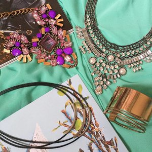 They say women and jewelry makes a perfect combination. I mean just look at the gems and stones; ain't they a stunning piece?  And here's how you can save your ka-ching while you shop for the best statement necklaces! Enjoy 20% off your cart at www.mirinacollections.com @mirinacollections when you use my code <MIRINAGIRLS> upon checkout! Trust me you'll fall in love all the pieces!