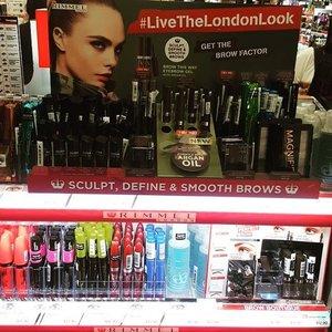 Spotted a proper range of #rimmel counters at Watsons! Quite an extensive range too!  #clozette #drugstore #rimmellondon #publicserviceannouncement #makeup #skincare #makeuphaul