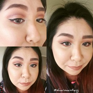 Good Morning guys! Spent a bit of time getting ready this morning! Quite happy with the look! 《Makeup Details》 Eyes - #makeupgeek Manny MUA Palette, #physiciansformula Eye Booster Eyeliner, #covergirl Super Sizer Mascara, #benefitcosmetics Goof Poof Brown Pencil  Face - #bobbibrown Stick Foundation, #lauramercier Translucent Setting Powder, #benefitcosmetics Hoola Bronzer, #maccosmetics Highly Illogical MSF, #beccacosmetics Champagne Pop  Lips - #jeffreestarcosmetics Celebrity Skin  Happy Saturday!  #clozette #igmakeup #instamakeup #sgmakeup #sgblogger #beautyblogger #bblogger #makeupjunkie #wakeupandmakeup #hudabeauty #beatthatface #makeupartistworldwide #anastasiabeverlyhills #desimakeup #vegas_nay #dressyourface #slave2beauty #ssssamanthaa #makeup #selfie #fotd
