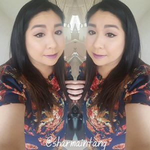 Goooood Morning guys! It's a date with Hubs today so I dolled up a little bit!  FACE: #katvondbeauty Lock-It Foundation, #lauramercier Loose Setting Powder, #katvondbeauty Shade & Light Contour Palette, #benefitcosmetics Rockateur Blush, #beccacosmetics Champagne Pop Highlighter  EYES: #kikocosmetics Holiday Palette, #physiciansformula Eye Booster Liner, #threecosmetics Pencil Liner, #tartecosmetics Tarteist Lash Paint Mascara, #narsissist Radiant Creamy Concealer, #etudehouse Drawing Brow Pencil  LIPS: #narsissist Dominique  Defined my eyes a bit more than usual today & slapped on my favourite lipstick! Have a wonderful Saturday!  #clozette #igmakeup #instamakeup #sgmakeup #sgblogger #beautyblogger #wakeupandmakeup #hudabeauty #beatthatface #makeupartistworldwide #desimakeup #vegas_nay #dressyourface #slave2beauty #ssssamanthaa #selfie #lotd #glam #instalike #selca