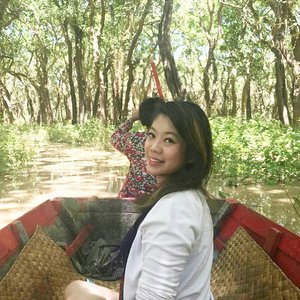 """""""And a lust for life, and a lust for life, keeps us alive..."""" love this shot taken by bebo at the #mangrove #forest! #SiemReap #cambodia #lustforlife 🌿 🌿 🌿 🌿 🌿 #travellog #travelgram #traveladdict #travels #igsg #sgig #passport #instagood #instatravel #adventures #vacation #holiday #bebesonholiday #nature #greenery #foliage #clozette"""