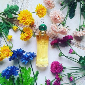 Over the #hills of #ireland and surrounded by #seas, a full #bloom of #flowers are revealed in this pretty and uniquely shaped glass flacon. Initially, it reminds me of Chanel No. 5, yet it's drydown is completely different. A lovely woody rosy trail entails... Thanks to Bebe for choosing such an interesting fragrance! 🌼 🌻 🌼 🌻 🌼 #edp #perfumes #perfumelovers #perfumeaddict #igsg #sgig #sgigbeauty #livelifelove #happiness #igsgbeauty #fragrancelover #fragranceblogger #instablogger #instafragrance #instabeauty #instaperfume #clozette #flowerstagram #travelgram #travel #worktrip