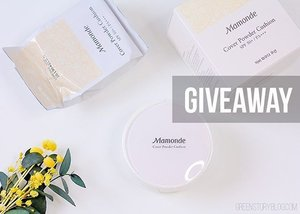 Did you noticed that I'm running a little ke #giveaway in my blog?  Last month I attended the launch preview of of the #FlowerIsnpired Korean brand Mamonde that is set to launch here in malaysia in coming August. A few of their skincare product already made their space in my #skincare routine. And to appreciate your support towards #GreenStory I'm giving away one of Mamonde's hot product, the Cover Powder Cushion. Giveaway is ending in July. Follow the steps on blog and secure your entry to try this beauty before its launch.  ____________________ #bbloggers #Kbeauty #butterflymsia #koreanskincare #beautyblogger #bblogger #malaysianblogger #bloggermalaysia #bengaliblogger #clozette #wakeupandmakeup #cushionfoundation #clozetteambassador #lifestyle #lifestyleblogger #influencerasia #igmy #greenstory #picoftheday #skincare #greenstoryblog