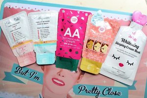Trying out! #clozette #CathyDoll #iWhite #kbeauty #makeup #skincare #beauty #beautyblogger