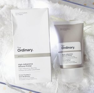 I've been seeing/hearing so many amazing reviews for @deciem's The Ordinary range of products so I am very happy I got my hands on the High Adherence Silicone Primer! I am not a huge fan of silicone primers because it feels odd (lol), and based on the reviews I read, this doesn't feel very silicone-y... We shall see if I like it! #theordinary #deciem #skincare . . . . . . . #bbloggers #bbloggersph #beautyblogger #beautybloggersph #bbloggersasia #phbloggers #beautynews #blogging #bloggerlife #bloggersgetsocial #beautygram #beautytips #beautyblog #instabeauty #instadaily #clozette #photooftheday #manilablogger #vscocam #vscoph #vscobeauty #philippines #makeupaddict #makeuplover #theordinaryph #samsungnx #snapseed