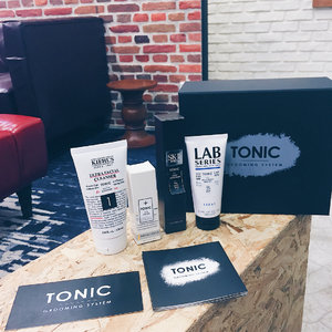 Looking to pamper your man and fix his skincare problems? @tonicgrooming is here to help! With their online platform, skincare for men is super simple! Fill up a questionnaire of 10 questions and TONIC grooming would suggest a Minimalist kit according to his skin type! Perfect for the man who's looking to take care of his skin but have no idea where to start or what products to use.  TONIC suggests products from many reputable Brands like @clinique, @labseries_sg and even dermatological- grade brands like @skinmedica. . . All suggested kits come with a cleanser, day moisturiser, moisturizer and exfoliant. A typical kit is priced from SGD 200 onwards, depending on the final product selection and is expected to last for about 3 months.  Users can even opt for subscription services according to their usage levels and lifestyle with no minimum subscription period. . .  TONIC Grooming delivers within HK and SG within 1-3 business days with NO shipping fees! Check out www.tonicgrooming.com  #tonicgrooming #clozette #sgskincare #sgbeauty #sgmen #skincareformen