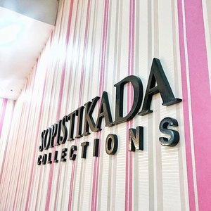 @sopistikadacollections just opened their store in Angeles City near AUF! If you're looking for a place to destress, you should probably go there and shop! 😍💕 more details on my blog soon 🙊 #clozette