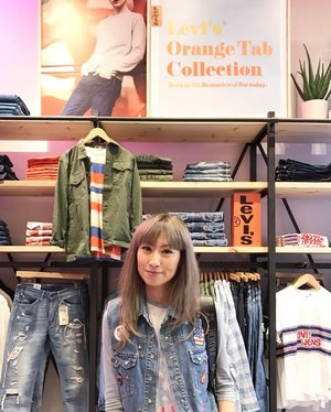 #Throwback to yesterday at the Levi's Orange Tab event. I remember having a pair of Orange Tab in my college days. Following the current #highwaisted trend, Levi's had revamped this line and its definitely worth a look. . Have you ever own a pair of  @Levis Orange Tab? .  http://liketk.it/2qDPS @liketoknow.it #liketkit #tbt #latergram #orangetab #levisorangetab #levismy #liveinlevis #fashionista #fashionblogger #blogger #divainmefashion #fashion #ootd #outfit #selfie #hairstyle #denim #malaysianblogger #clozette #revamped #instadaily #instafashion