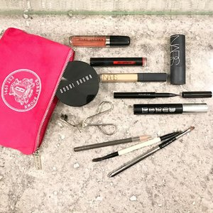 These for my #motd. How I looked? Check out my Instagram story 😉 . . http://liketk.it/2q9gO @liketoknow.it #liketkit #whatsinmybag #makeup #beauty #beautyproducts #beautyblogger #blogger #musthaves #buxom #bobbibrown #bobbibrownmy #nars #marcjacobscosmetics #shuuemuramy #clozette #divainmebeauty #makeupjunkie