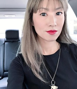 Car selfies are one of the best! The lighting* is great all around and if you've a moonroof, open if up for even brighter pictures ❤ *not when sun is shining during noon or on rainy gloomy days.  #motd by @hues.csh using: Diorskin Forever Cushion Foundation Dior Addict #laqueraddict in Dark Flower . .  http://liketk.it/2qOL3 #liketkit @liketoknow.it #LTKBeauty #LTKEurope #LTKStyleTip @liketoknow.it.europe #clozette #selfie #carselfie #diormy #dior #diormakeup #diorskin #instadaily #makeup #makeupjunkie #beauty #beautyjunkie #beautyblogger #blogger #fashionblogger #fashionista #style #stylish #dioraddictinmy #dioraddict #darklips #tipsandtricks #susanamonaco #ootd