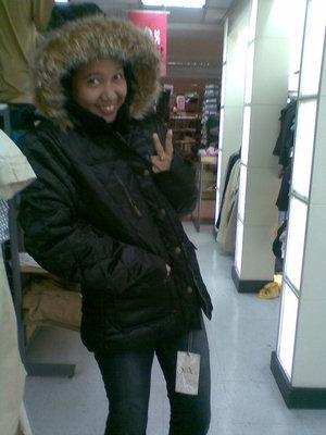 are you freezing? You feel me?ehehehe