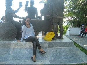 in Bohol...