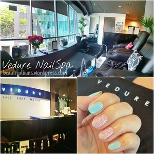 Got a wonderful start to my weekend with a 2-hour pampering mineral clay session at Vedure Nail Spa, with a view to boot! I've got happy feet and happy hands nao (with colour-changing Ruby Wing colours) ! Yay! 😘❤ #ilovemyjob #beautyeditor #beautyjunkie #beautyaddict #skincare #skincareaddict #skincarejunkie #nail #nailart #nailspa #vedure #nailsalon #manicure #pedicure #pastel #메이큐어 #네일 #네일스타그램 #clozette