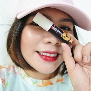 My go-to tint from #thefaceshop to achieve that korean gradient lip.
