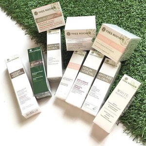 If you've been curious about @yvesrochersg and are wondering what to get from the brand, here are my top 10 #skincare picks! Includes #moisturizer, #serum, #essence and #eyecream. Of course some of the highlights are their #antiaging and #whitening skincare, but they also have a really nice #sensitiveskin range too! And until to 15 May, Yves Rocher is running a 7-day free sample trial campaign for walk-in customers as they get to understand more about the brand, so this is a great time to check them out. #skincare #clozette #beauty
