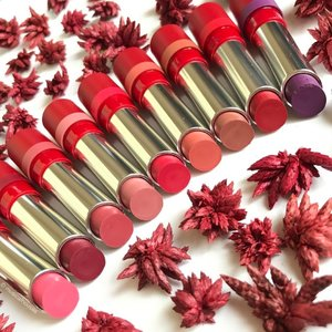 Want budget-friendly #mattelipstick that packs a punch of colour? @rimmellondonsg #TheOnly1Matte #lipstick is here! 9 shades of #lipsticks from nudes to everyday shades to reds to corals to vampy shades, there's really something for everyone! A good buy for $18.90! #clozette #beauty #makeup
