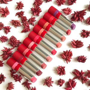 I love the budget-friendly drugstore #mattelipstick options we now have, including @rimmellondonsg #TheOnly1Matte #lipstick! 9 shades of #lipsticks with a good range of colour, and an affordable price point at $18.90! Definitely worth checking out! #clozette #beauty #makeup