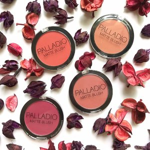 Love my #blushes! If you're a #blush junkie in search of a cheap matte #blusher, the @palladiobeauty one is a seriously good option for a nicely pigmented one. Although the packaging and formulation are is simpler and not high-end luxe, it still works! Also if you're going to be at @causewaypointsg @guardiansg on 24th June, 6pm-8pm, @palladiosg is giving away 100 free Matte Blush! Check out their FB page for more deets :) ____________________  #clozette #beauty #makeup #matteblushcolour #matteblush #palladio #palladiocosmetics #palladiobeauty #palladiosg #flatlay #potpourri #drugstoremakeup #drugstorebeauty #drugstoreproducts #budgetmakeup #budgetbeauty #budgetfriendly #cosme #cosmetics #instabeauty #igmakeup #igbeauty #instamakeup #makeupporn #makeupjunkie #makeupparty