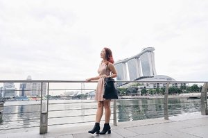 Taking in the views of Marina Bay at The Promontory @ Marina Bay🏙😌💯 @ClozetteCo is the Official Fashion Social Network for the upcoming Kuala Lumpur Fashion Week in Malaysia! Read all about it here: www.clozette.co/klfw2016💃🏻 So in line with that, #Clozette will be giving the Community a chance to be at KL Fashion Week with Clozette with a fun STYLISH ASIA PHOTO CONTEST! 📸 @AirAsia has collaborated to giveaway a pair of #AirAsia Flights to KL Malaysia to attend #KLFWRTW2016 with Clozette! ✈️ HOW TO JOIN CLOZETTE'S STYLISH ASIA PHOTO CONTEST:  With KL Fashion Week coming up, we want YOU to join us in showing the world how stylish Asia is. Share a stylish photo of yourself taken in-and-around interesting places in Asia and WIN a pair of AirAsia flights to KL Malaysia to attend #KLFWRTW2016 with your BFF and Clozette!  There are TWO ways to join on Instagram:  OPTION #1: Upload your most stylish photo on Instagram with the hashtags #ClozetteXAirAsia #KLFWRTW2016 and tell us where you took the photo  OPTION #2: Add the hashtags #ClozetteXAirAsia #KLFWRTW2016 to an existing photo on your Instagram and tell us where you took the photo.  NOTE: Photo must include yourself in an interesting place in Asia (attraction, hotel, cafe, mall...etc); and you may enter as many times as you wish as long as the photos are different.  Full details and T&Cs here: www.clozette.co/klfw2016#instagramcontest  Clozette will be picking TWO WINNERS. Selected winners will be allowed to bring their BFF along with them on the trip! The contest runs from 11 July 2016 (Monday) to 29 July 2016, 12 noon (Friday); and is open to residents in Singapore, Malaysia, Philippines, and Indonesia.  Good luck!🍀 pc: @ladies_journal 😘