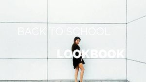 Back to School Lookbook l 2017 is now up on my channel 💕