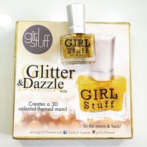Who likes to have some glitter and dazzle? Me me me! 🙋🏻 check out @girlstufforever Glitter and Dazzle! Try putting it on top of your favorite Girlstuff polish for that 3D effect! #yellowyum #msyellowyum #beauty #beautyph #beautyblogger #beautybloggerph #bblogger #bbloggerph #manilablogger #lifestyle #lifestyleblogger #pinayvlogger #blogger #bloggerph #youtube #youtuber #youtuberph #vlogger #vloggerph #clozette  #nailpolish