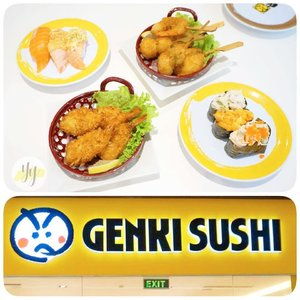 Who loves Japanese food? How about some sushi, anyone? Visited @genkisushiph to check their new dishes and I drooled over their menu! Watch it on today's YT video! 🍱🍲🍙🍘 #food #foodie #foodblogger #yellowyum #msyellowyum #lifestyle #lifestyleblogger #blogger #manilablogger #foodbloggerph #lifestylebloggerph #youtube #youtuber #youtuberph #clozette #vlogger #vloggerph #pinayvlogger #bloggerph #foodblogger #genkisushi #genkisushiph