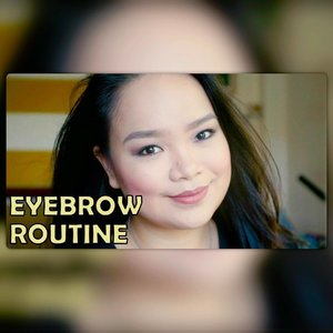 Good morning beautiful people! I present to you my updated Eyebrow Routine! I used @benefitph Bigger and Bolder Brows Kit. Watch it on my channel, youtube.com/yellowyum. 😽 #yellowyum #msyellowyum #beauty #beautyph #beautyblogger #beautybloggerph #bblogger #bbloggerph #manilablogger #lifestyle #lifestyleblogger #pinayvlogger #blogger #bloggerph #youtube #youtuber #youtuberph #vlogger #vloggerph #clozette #benefitph