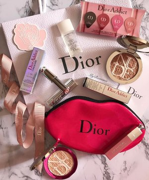 @diormakeup My picks from #diorsummer2017 #diorcareanddare available now at #diorbeautyboutiquemidvalley • • • • #diormy #MyRomana #clozette